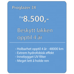 Proglazer 3X - Depositum