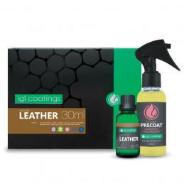 IGL Ecocoat leather 30 ml kit